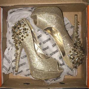 size 6 - 6 1/2 women's high heels